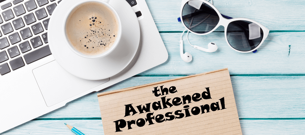 The Awakened Professional by Nicole Strychaz
