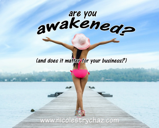 Are you awakened? The Awakened Professional